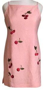 Jessica Howard short dress Pink and Cherries on Tradesy