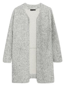 ZARA WB COLLECTION Light Gray Jacket