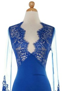 Designs by Cece Symoné Top Royal Blue
