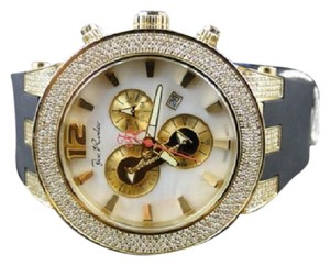 Joe Rodeo Joe Rodeo/Jojo Gold Broadway Diamond Watch 5.0 Ct Jrbr9