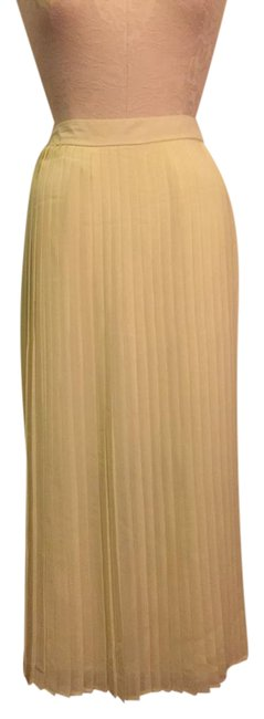 Item - Yellow Nordstrom Pleated Skirt Size 8 (M, 29, 30)