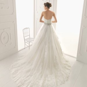 Aire Barcelona Aire Barcelona Omega Wedding Dress Wedding Dress