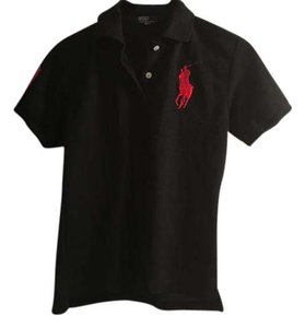 Polo Ralph Lauren T Shirt Black