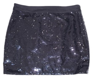 Trina Turk Sequin Sequined Mini Party Mini Skirt