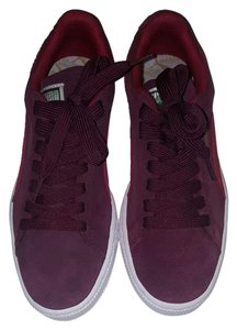 Puma Classic Sneakers Zinfandel-Jester Red Athletic