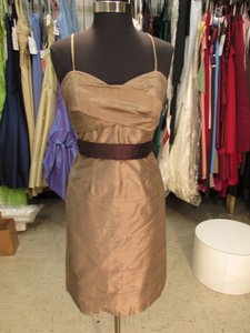 Watters Quarry Watters 6478 Bridesmaid Dress Special Occasion - Size 8 Quarry (w-26) Dress