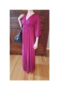 Pink Maxi Dress by Rachel Pally