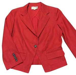 Elizabeth and James orange Blazer