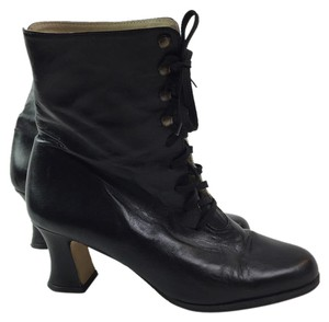 Souliers Sylvia black Boots