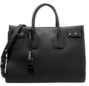Saint Laurent Sac De Jour Ysl Medium Tote in black