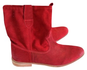 Coconuts by Matisse red Boots
