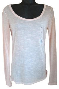 Mudd Pastel Summer Casual New Top Pink