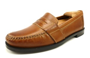 Cole Haan Men's Shoes Leather Strap Slip On Loafers