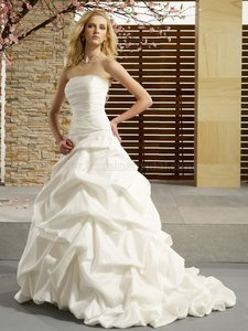 Jasmine Bridal F864 Wedding Dress