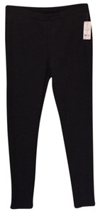 Joie caviar with charcoal pin stripe Leggings