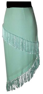 Catherine Malandrino Maxi Skirt Mint Green