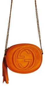 Gucci Soho Leather Chain Disco Cross Body Bag