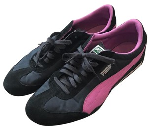 Puma navy/pink Athletic