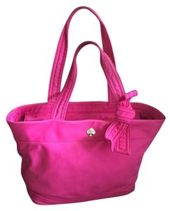 Kate Spade Casual Pink Pink/fuschia Diaper Bag