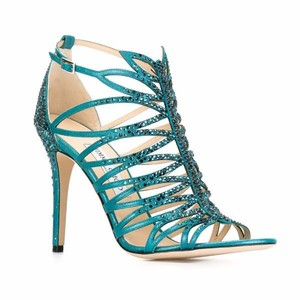 Jimmy Choo teal Formal
