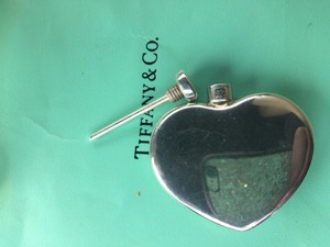 Tiffany & Co. Authentic 925 stamped Tiffany & Co. silver perfume bottle vintage