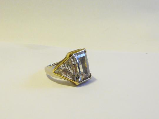 Real Collectibles by Adrienne Real Collectibles by Adrienne Diamonite Ring Size 7