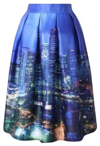 Other Skirt Blue Night