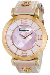 Salvatore Ferragamo Salvatore Ferragamo Women's Gancino Deco Watch