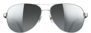 Chanel Quilted Aviator Sunglasses