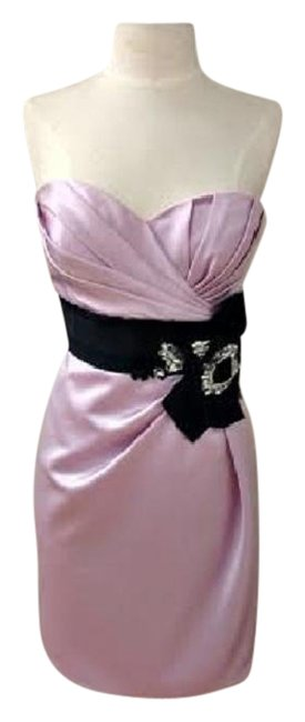 Item - Pink Love By Short Cocktail Dress Size 8 (M)