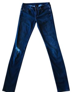 Genetic Denim Skinny Jeans-Distressed
