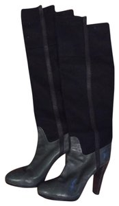 Reed Krakoff Black and green Boots