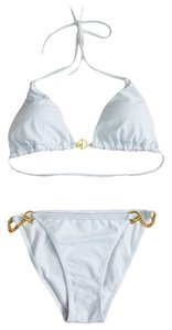 OTHER Free Shipping New's Hardware Push-Up Top Low Rise Panty Bikini Set Item No. : Lc40672-1 Size:L