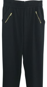 Romeo & Juliet Couture Relaxed Pants Black