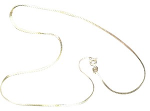Other 14K Italian Gold 15in. chain necklace