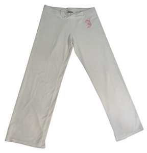 Juicy Couture Relaxed Pants White
