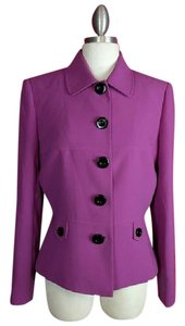 Tahari Purple Blazer