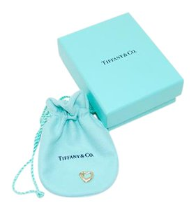 Tiffany & Co. Tiffany & Co. 18K Gold Elsa Peretti Open Heart Charm