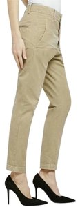 Citizens of Humanity Twill Khaki/Chino Pants Khaki beige