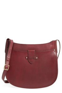 Frye Leather Crossbody Shoulder Bag