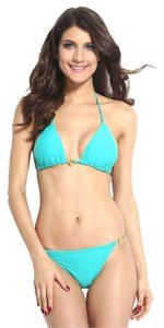 Free Shipping New's Hardware Push-up Top Low Rise Panty Bikini Set Item No. : LC40672-4 Size:s