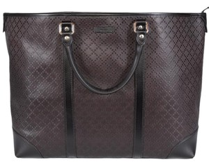 Gucci Travel Tote in Brown