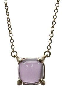 Tiffany & Co. Tiffany & Co. 18K Gold Paloma Picasso Amethyst Sugar Stacks Necklace