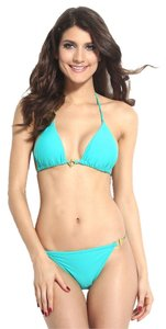 Other Free Shipping New's Hardware Push-Up Top Low Rise Panty Bikini Set Item No. : Lc40672-4 Size:m