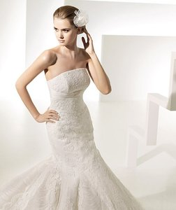 Pronovias Pronovias By Manuel Mota Model Trebol Wedding Dress