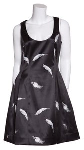 Prabal Gurung short dress Black on Tradesy