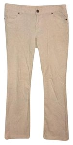 J.Crew Straight Pants White