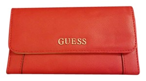 Guess Guess Red Folding Wallet