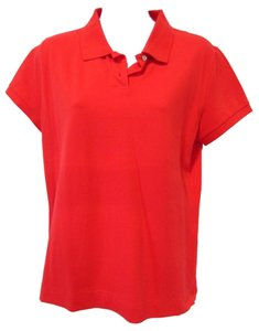 Talbots Polo Basic Casual Stretch Cotton T Shirt