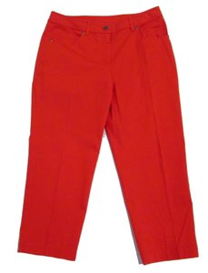Other Capri/Cropped Pants Candy Apple